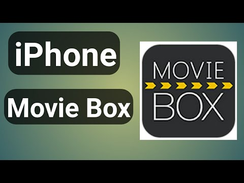 How to download movie box on iPhone/iPad || Movie Box || Apple info
