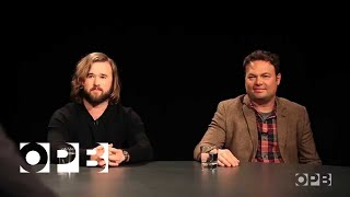 "Isaac Feder and Haley Joel Osment Talk about ""Sex Ed"""