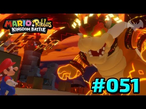 Das Ende naht - Mario + Rabbids Kingdom Battle #051 - Nintendo Switch - Dhalucard