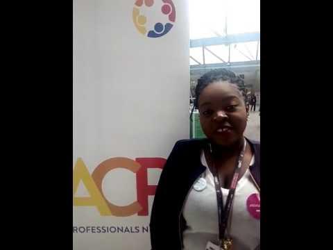 Esenam Amuzu from Ghana #EDD17 Young Leader