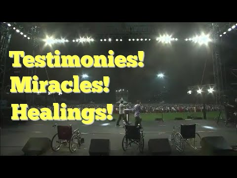 Healing & Miracle Testimonies from 3 Nights of Supernatural Encounter Malaysia 2017
