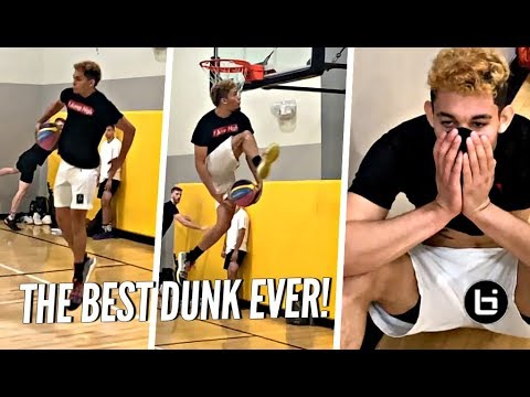 The BEST DUNK