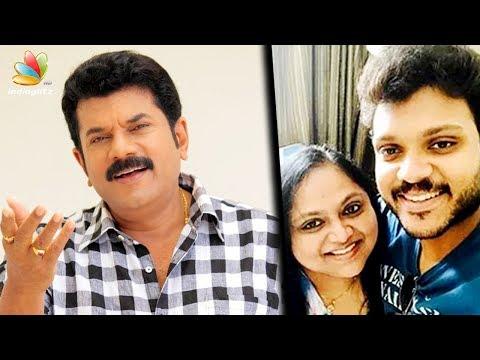 മലയാള സിനിമയിലേക്ക് മറ്റൊരു താര പുത്രൻ കൂടി   Mukesh''s son to make his debut   Varsha Bommalla