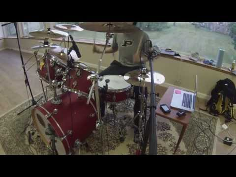 N.E.R.D Things are getting better - on Drums