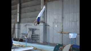 спортивная гимнастика 1 разряд перекладина
