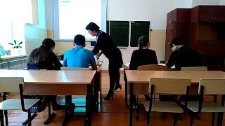Урок русского языка в 8 классе по теме  Составное глагольное сказуемое
