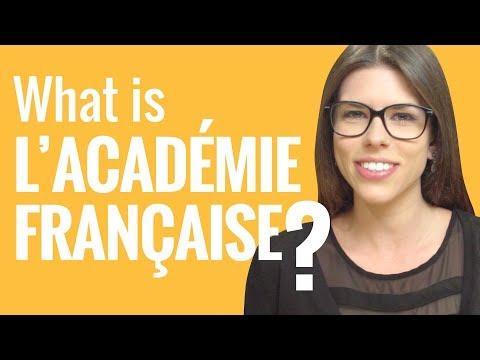 Ask a French Teacher - L'Académie Française