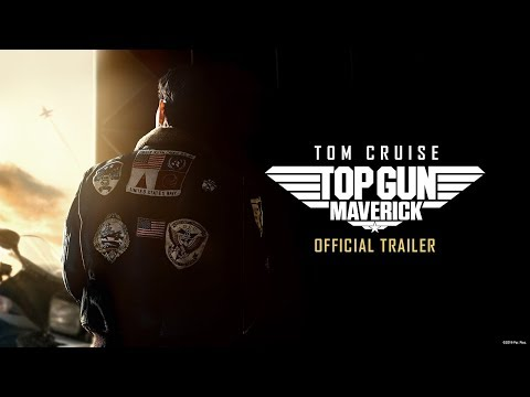 Top Gun Maverick   Official Trailer   Paramount Pictures UK