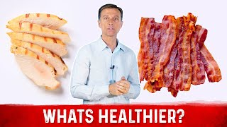 Whats Healthier?... Chicken or Pork