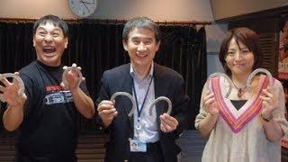 たまむすび木曜6-26~元TBSアナウンサーの宮澤隆さん。 秘儀!妄想実況(競馬中継)していただきました!