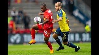 Jonathan Amon vs Brondby 2018