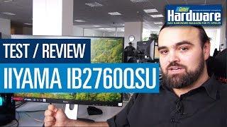 Iiyama G-Master GB2760QSU Red Eagle   WQHD mit 144 Hz   Gaming-Monitor Test
