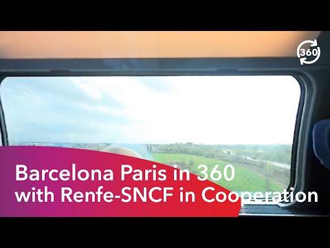 Barcelona Paris in