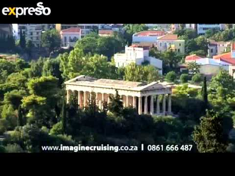 We explore the Mediterranean courtesy of Royal Caribbean and Imagine Cruising (24.5.2013)