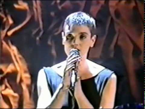 Sinead O'Connor - Thank You for Hearing Me