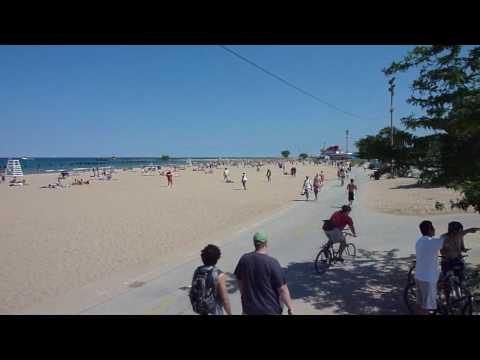 Chicago's North Avenue Beach