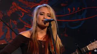 "Bri Bagwell ""Whiskey"" LIVE on The Texas Music Scene"
