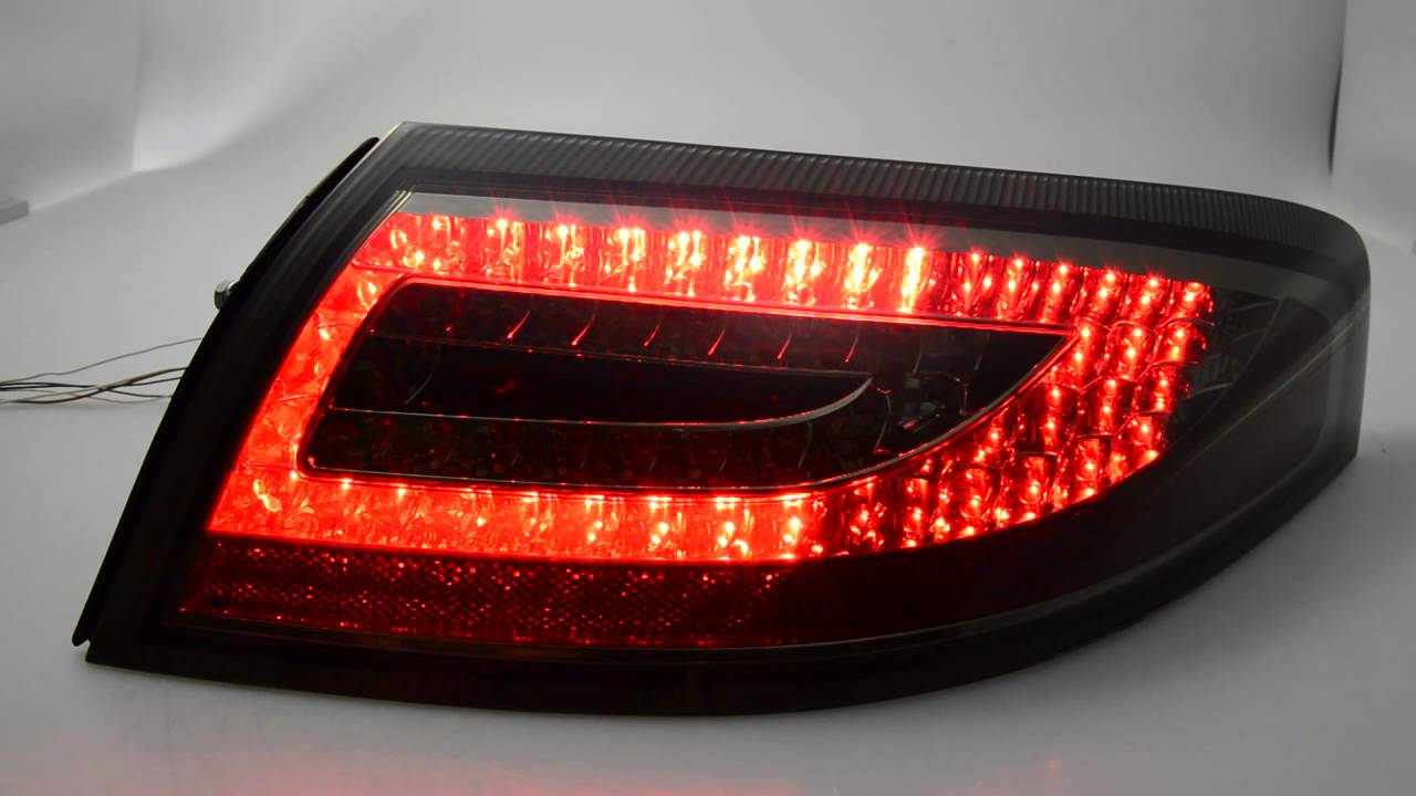 Led Taillights For Porsche 911 996 Carrera S Smoke By Sw Tuning Youtube