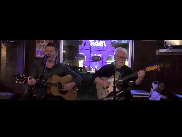 Danny's Song Cover (Kenny Loggins)--Eric Leyton and Harold Kennedy