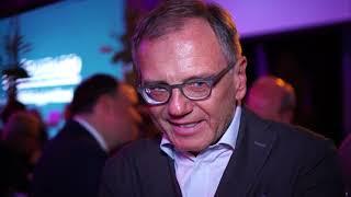 Armin Wolf ist Präsident des Oscar-Bronner-Fanclubs