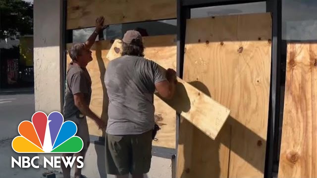 North Carolina Governor Roy Cooper: 'Disaster Is At The Doorstep And It's Coming In' | NBC News