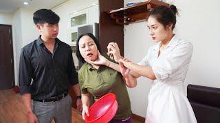 Mẹ Chủ Tịch Bị Con Dâu Tương Lai Tưởng Nhầm Là Osin Bắt Uống Nước Giẻ Lau | Chủ Tịch Tập 32