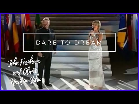 John Farnham and Olivia Newton-John - Dare to Dream | Sydney 2000 Olympics Opening Ceremony from YouTube · Duration:  4 minutes 55 seconds