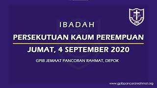 September 04, 2020 - PKP - Hidup Yang Mencerminkan Watak Yang Luhur