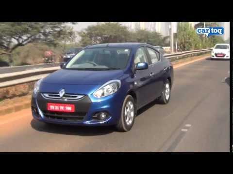 Renault Scala CVT automatic (Petrol) Video Review by CarToq.com