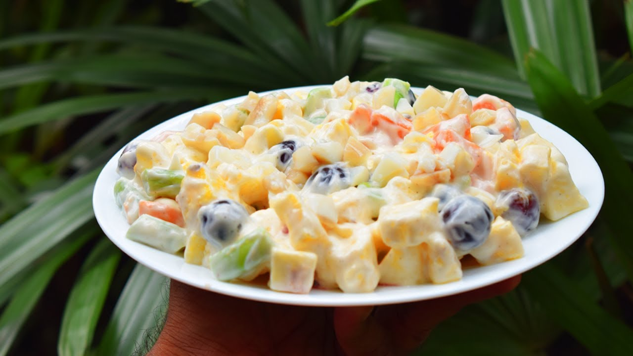 russian salad recipe russian salad recipe healthy salad healthy food recipes in malayalam forumfinder Image collections