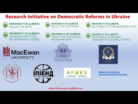 Finding a Way Forward in Ukraine: Reform Vs Inertia in Democratizing Government and Society (Day 2)