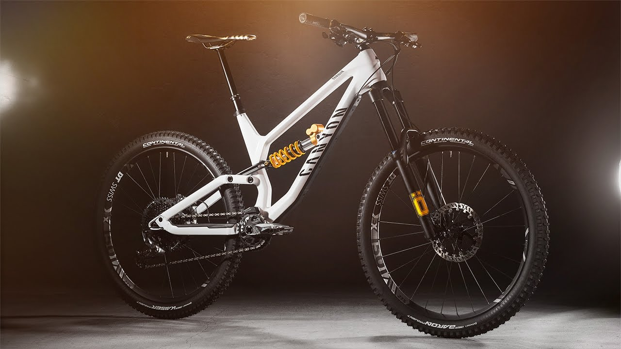 Download Canyon Dream Bike Build | Torque CF Fabio Wibmer
