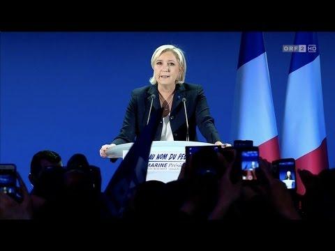 IM ZENTRUM - Schicksalswahl in Frankreich – Wer wird Präsident? - 23.4.2017