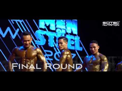 Men of Steel 2017 - Scitec Nutrition