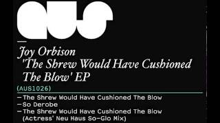 Joy Orbison - The Shrew Would Have Cushioned The Blow
