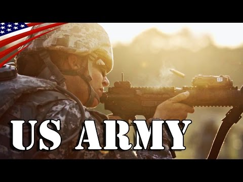 United States Army in Action - Cool Review Video 2016
