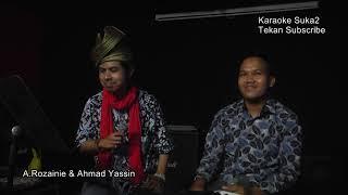Harapan Kecewa Cover A Rozainie Dan Ahmad Yassin santai di bilik tidur