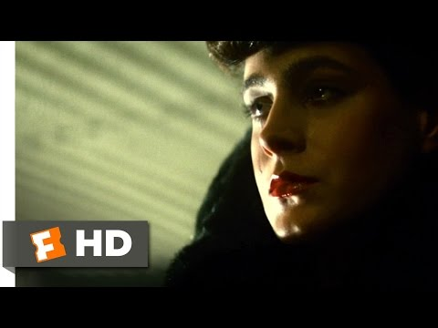 Blade Runner (2/10) Movie CLIP - Somebody Else's Memories (1982) HD