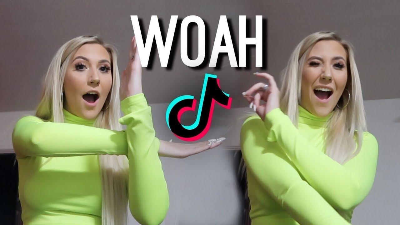 Woah Dance Challenge Tiktok Compilation 2020 - YouTube