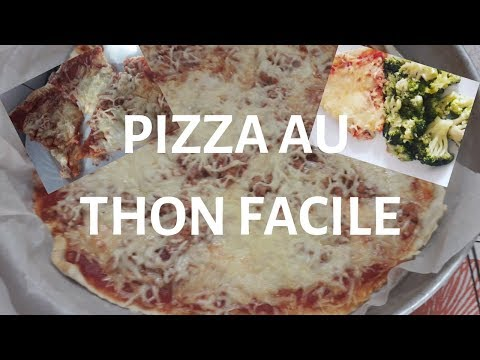 ☆-pizza-au-thon-facile-☆
