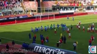 Catania Catanzaro  4 - 1 finale