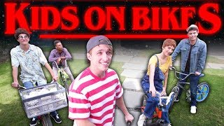 Kids on Bikes (Stranger Things & IT Parody)