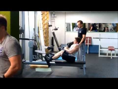 Today's training - Pull Ups and Arms 20.2.2015 Dmitrij Jakovlev with NSW