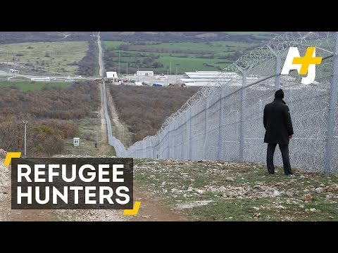 Refugees 'Hunted' By Vigilantes In Bulgaria