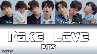 Video BTS - Fake Love | Sub (Han - Rom - Español) Color Coded Letra download MP3, 3GP, MP4, WEBM, AVI, FLV Mei 2018