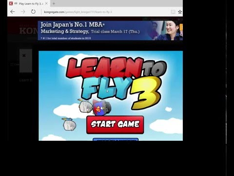 Learn To Fly 3 Ep.1
