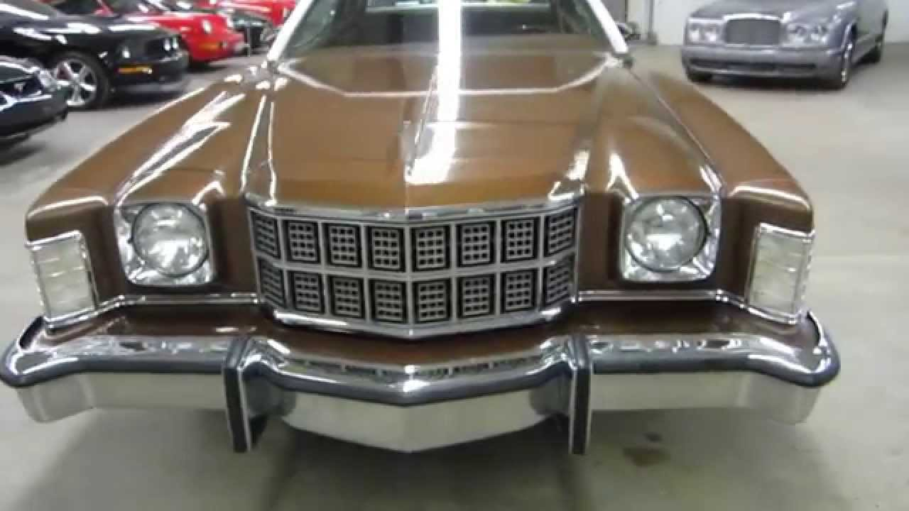 incredible shape amazing 1975 ford elite coupe only 43 000 Ford Elite White amazing 1975 ford elite coupe only 43 000 miles sold