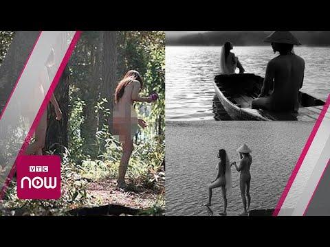 Đà Lạt: Yêu cầu gỡ ảnh cưới khỏa thân | VTC Now