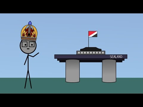 Sealand - The Country That Doesn't Exist