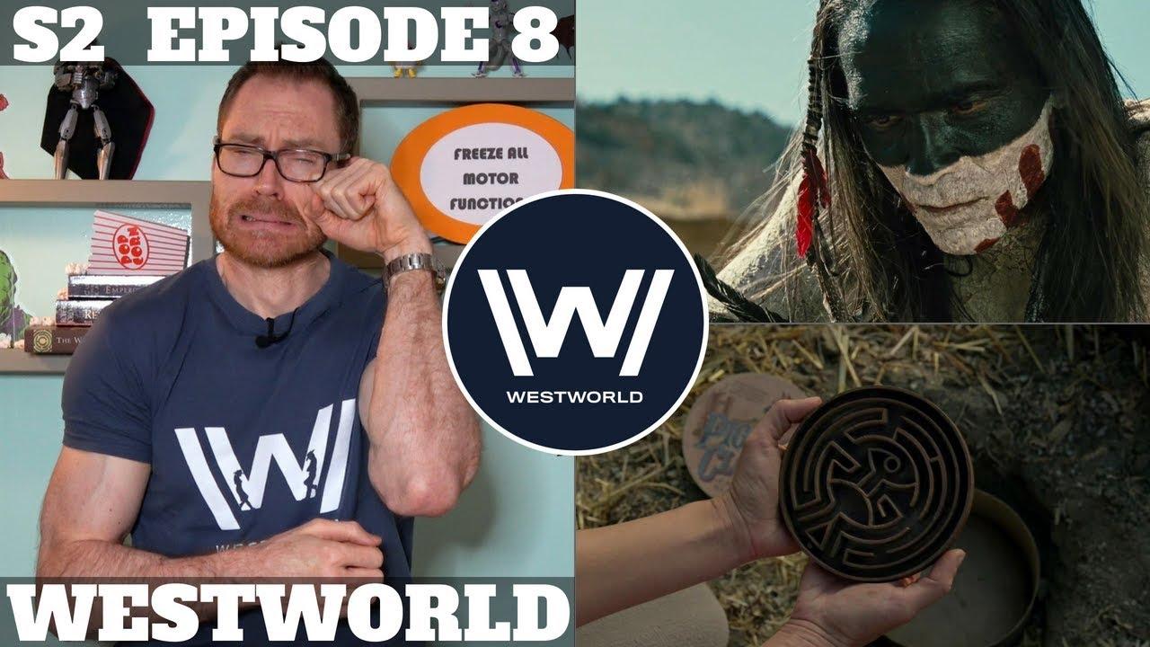 Download WESTWORLD saison 2 épisode 8 : Choc émotionnel et théories !